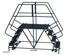 800 LBS. CAPACITY WORK PLATFORM - DOUBLE ENTRY
